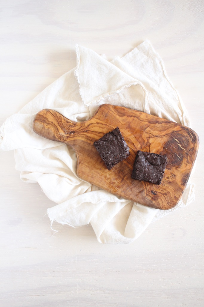 Coconut Oil Cocoa Brownies