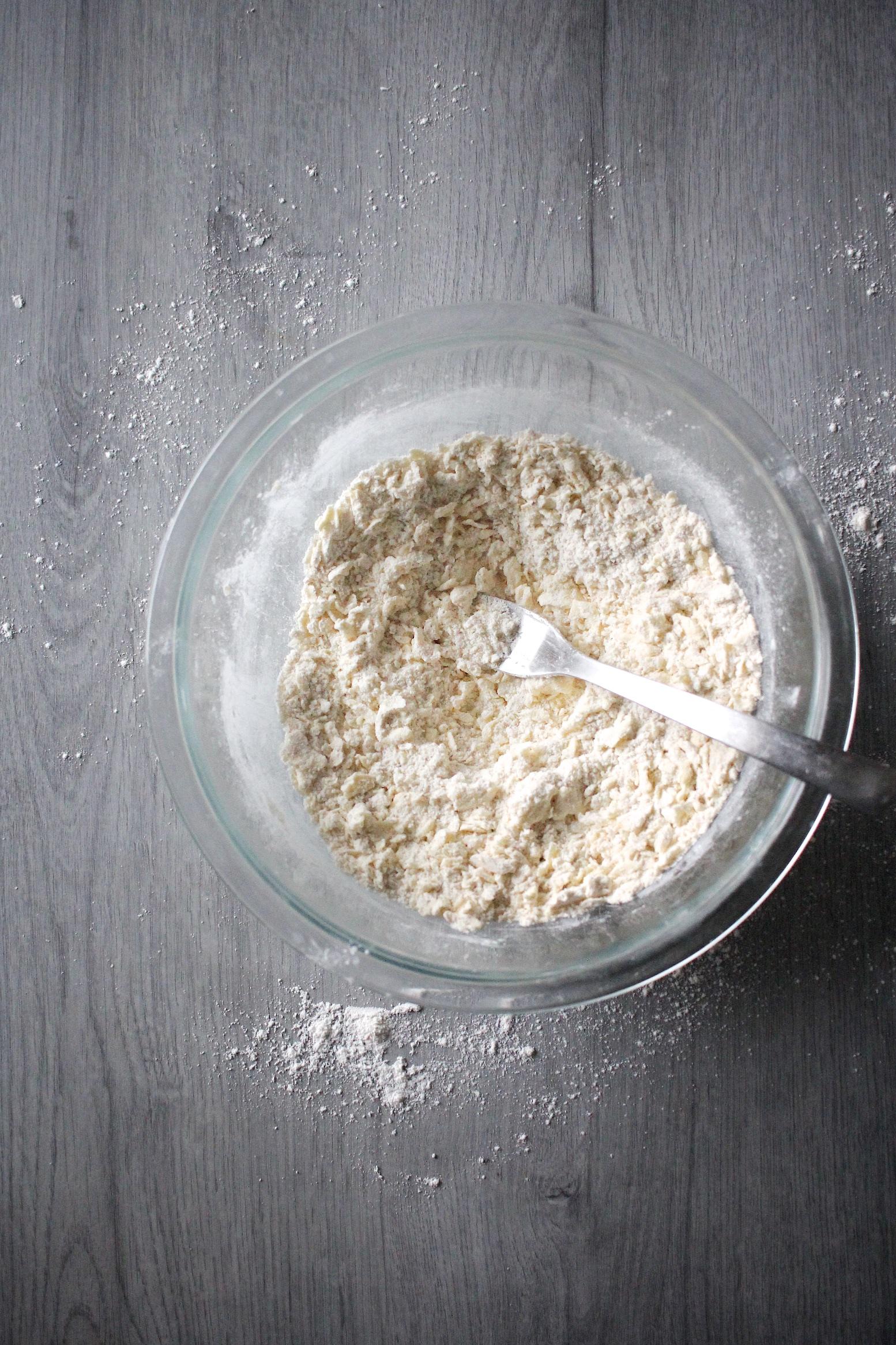 Easy Pie Crust from Scratch