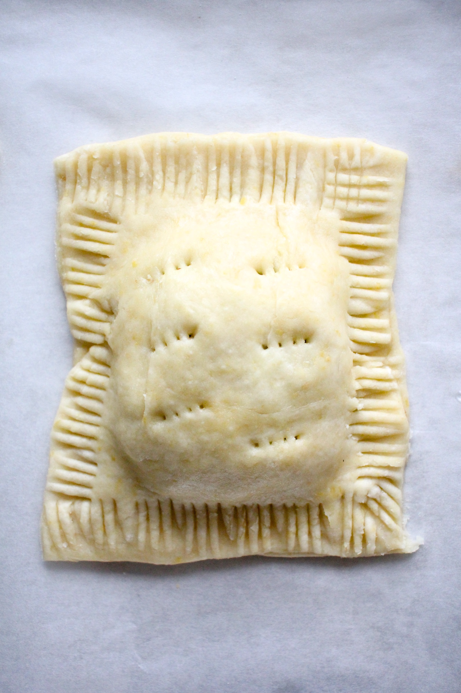 Easy Pie Crust from Scratch
